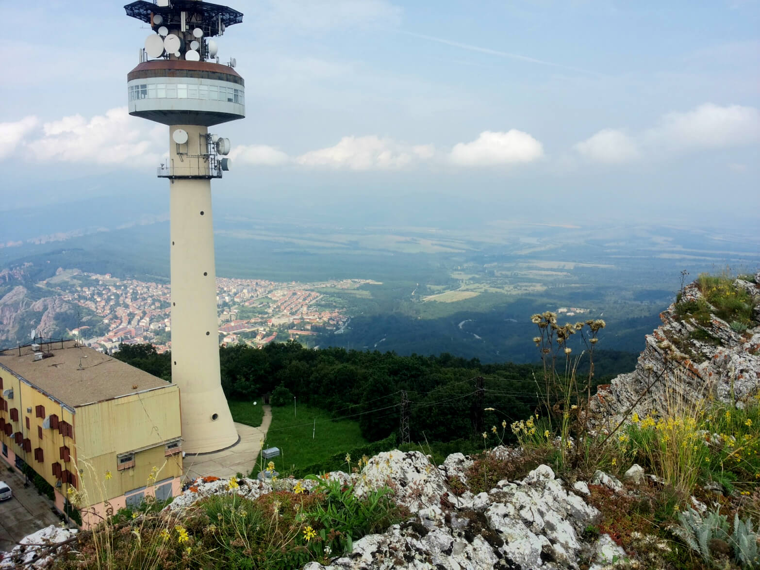 Television Tower of Belogradchik