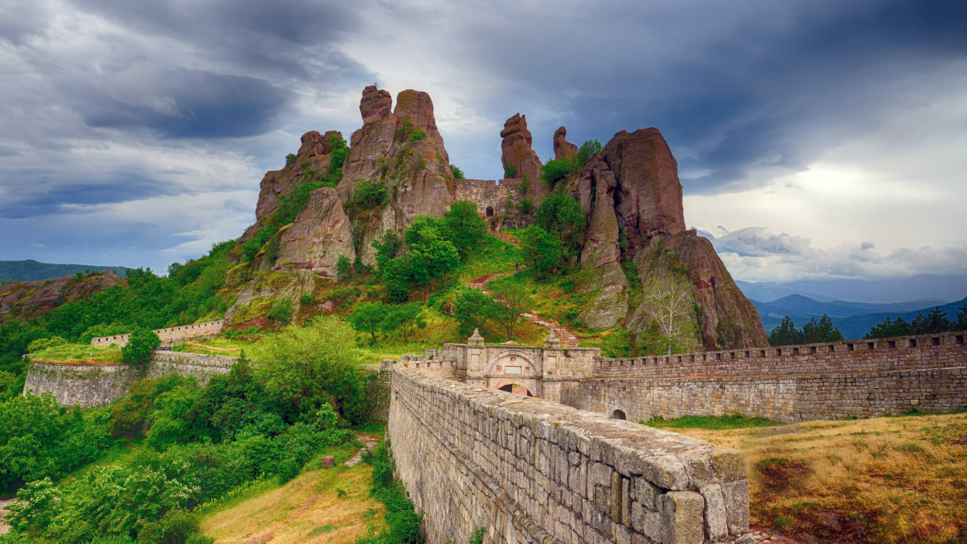 """Fortress """"Kaleto"""""""