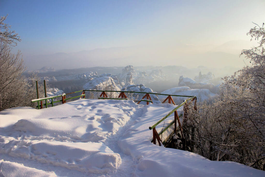 Зимна гледка