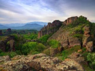 Belogradchik's Cliffs